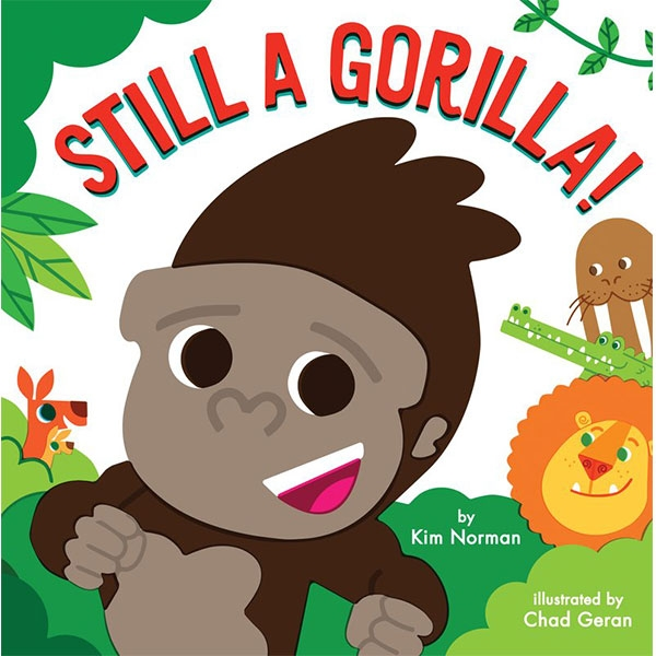 STILL A GORILLA BOOK