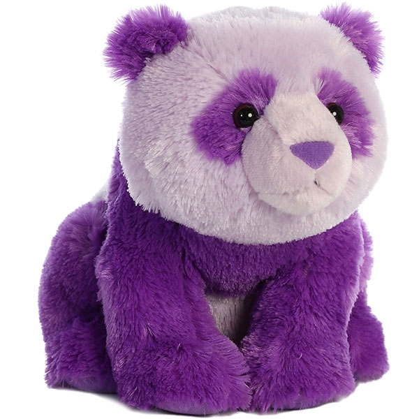 PURPLE PANDA PLUSH