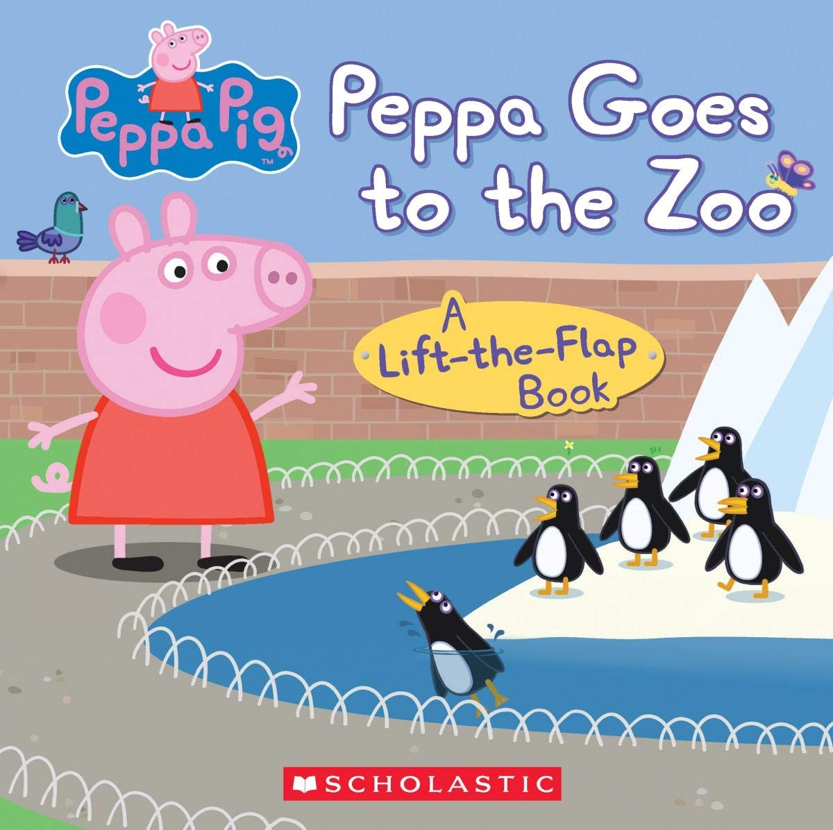 PEPPA GOES TO THE ZOO