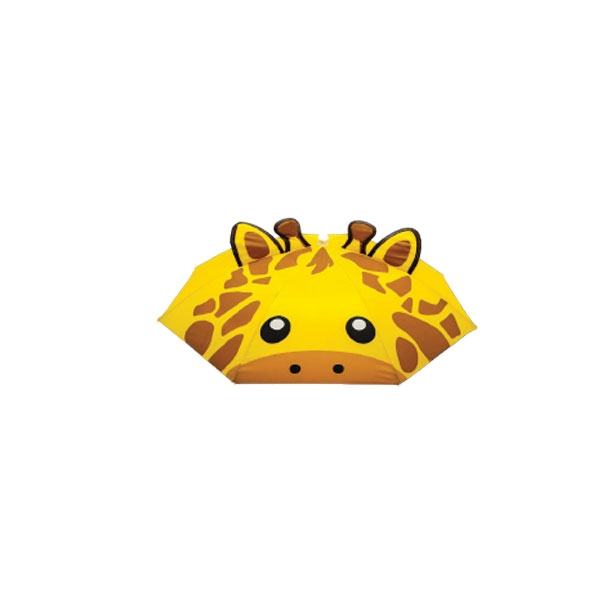 GIRAFFE UMBRELLA HAT