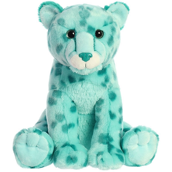 AQUA CHEETAH PLUSH