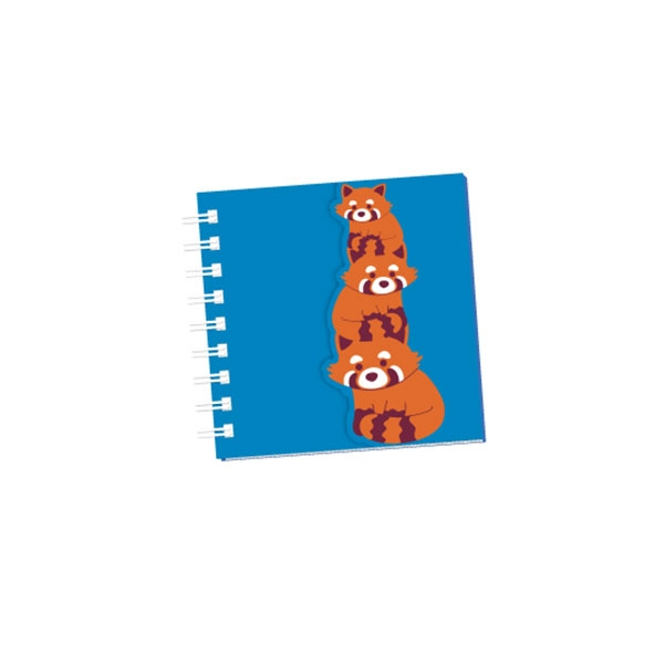 Red Panda Notebook