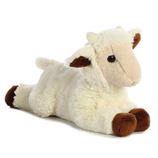BABY GOAT MINI FLOPSIE PLUSH