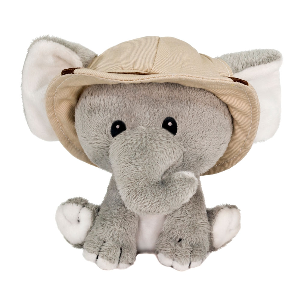 SAFARI FRIENDS ELEPHANT PLUSH