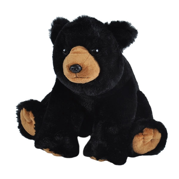 BLACK BEAR PLUSH