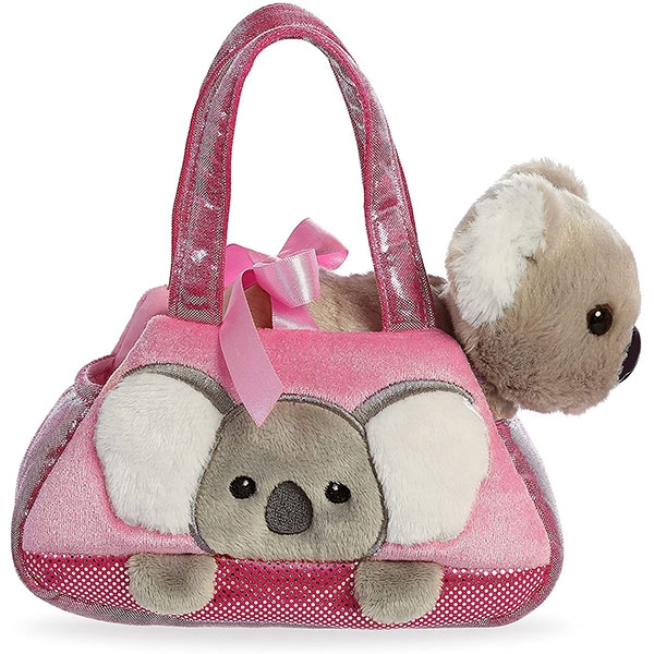 PEEK-A-BOO KOALA PLUSH PURSE